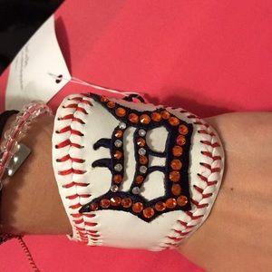 NWT Baseball Bracelet